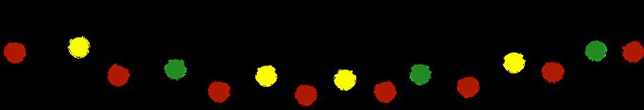 small circular string lights